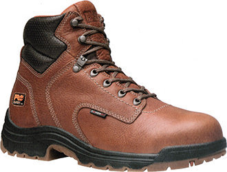 "Men's Timberland 6"" Composite Toe Work Boot 89691"