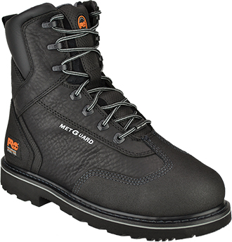 "Men's Timberland 8"" Steel Toe Metguard Work Boot 90652"