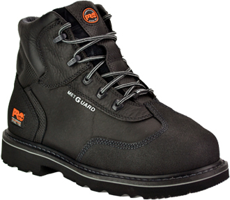 "Men's Timberland 6"" Steel Toe Metguard Work Boot 85516"