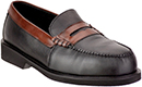 Men's STS Two-Tone Executive Steel Toe Slip-On Penny Loafer Z-STS100 (RP6751)