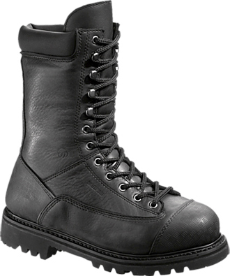 "Men's Wolverine 10"" Composite Toe Metguard Miner WP/Insulated Work Boot W02402"