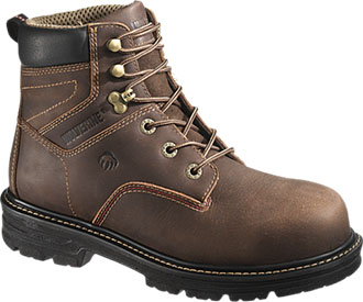 "Men's Wolverine 6"" Composite Toe WP Work Boot W10103"