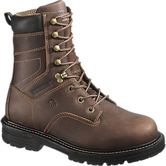 "Men's Wolverine 8"" Composite Toe WP Work Boot W10105"
