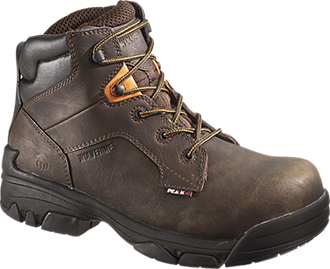 "Men's Wolverine 6"" Composite Toe WP Work Boot W10113"