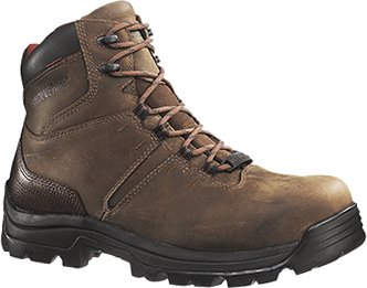 "Men's Wolverine 6"" Steel Toe WP Work Boot W04405"