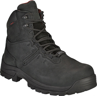 "Men's Wolverine 6"" Steel Toe WP Work Boot W04406"