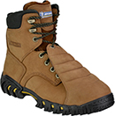 "Men's Michelin 8"" Steel Toe Metguard Work Boot XPX781"