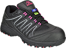 Women�s Static Dissipating Steel Toe Shoes and Women�s Static Dissipating Composite Toe Shoes at Steel-Toe-Shoes.com.