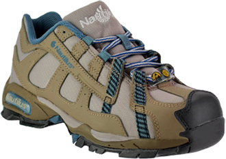 Women's Nautilus Steel Toe Work Shoe 1354