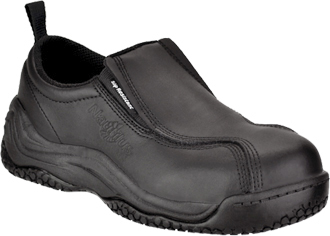Women's Nautilus Composite Toe Slip-On Metal Free Work Shoe 210