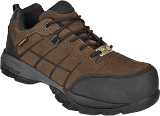 Men's Nautilus Composite Toe WP Metal Free Hiker Work Shoe 1840