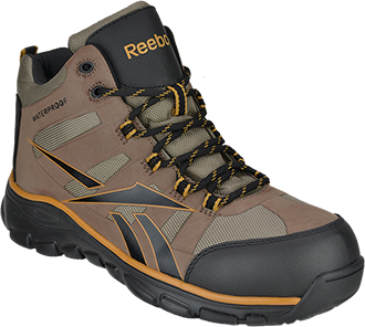Men's Reebok Composite Toe WP Metal Free Work Boot RB4512