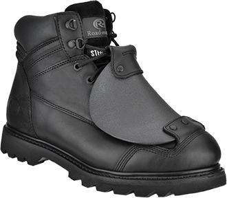 "Men's Roadmate 6"" Steel Toe Metguard Work Boot Gary-B"