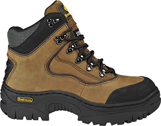"Men's Roadmate 6"" Steel Toe Hiker Work Boot Wyoming-ST"