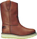 "Men's Roadmate 10"" Steel Toe Wellington Work Boot S833-R"