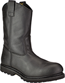 "Men's Roadmate 10"" Steel Toe Flexible Wellington Work Boot S833H-B"