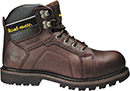"Men's Roadmate 6"" Steel Toe Work Boot Gravel-S-M"
