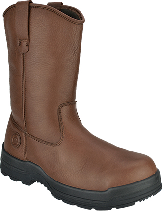 Mens Rockport Composite Toe Metal Free Wellington Work Boot RP6982