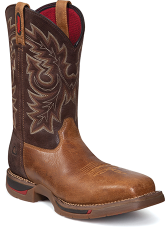 "Men's Rocky 11"" Composite Toe Western Work Boot 6132"