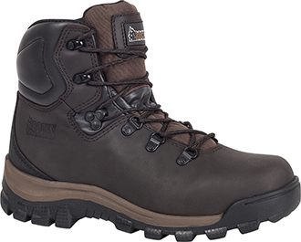 "Men's Rocky 6"" Steel Toe WP Work Boot 6421"