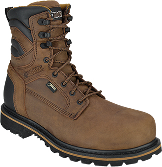 "Men's Rocky 9"" Composite Toe WP Work Boot RKYK004"