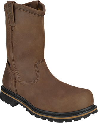 "Men's Rocky 10"" Composite Toe WP Welllington Work Boot RKYK006"