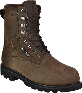 "Men's Rocky 8"" Steel Toe WP/Insulated Work Boot 6223"