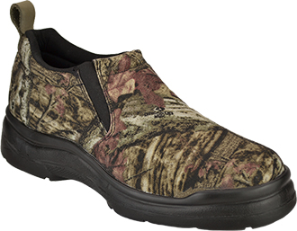 """The Bubba"" Mossy Oak Camouflage Steel Toe Slip-On Casual STS300"