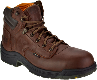 "Men's Timberland 6"" Steel Toe Work Boot 26063"