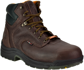 "Men's Timberland 6"" Steel Toe WP Work Boot 26078"