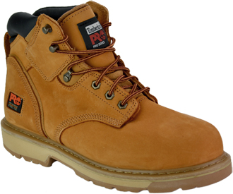 "Men's Timberland 6"" Steel Toe Work Boot 33031"