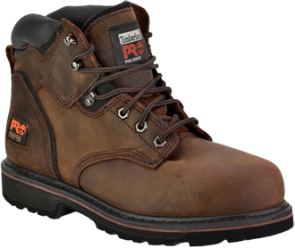"Men's Timberland 6"" Steel Toe Work Boot 33034"