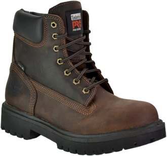 "Men's Timberland 6"" Steel Toe WP/Insulated Work Boot 38021"
