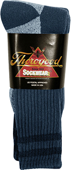 Thorogood  3-Pack Coolmax Crew Socks (U.S.A.) 888-1009