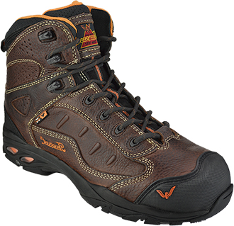 "Men's Thorogood 6"" Composite Toe Hiker Work Boot 804-4037"