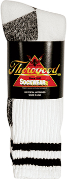 Thorogood  3-Pack Coolmax Crew Socks (U.S.A.) 888-1006