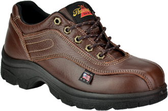 Women's Thorogood Steel Toe Work Shoe (U.S.A.) 504-4406