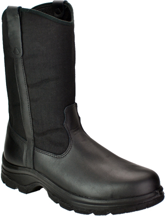 "Men's Thorogood 10"" Steel Toe Wellington Work Boot (U.S.A.) 804-6111"