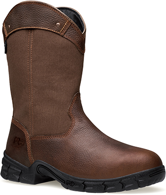 Men's Timberland Steel Toe WP Wellington Work Boot 91677