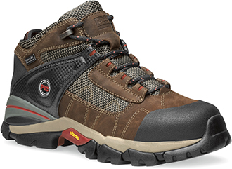"Men's Timberland 4"" Alloy Toe WP Work Boot 91696"