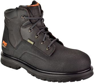 "Men's Timberland 6"" Steel Toe WP Work Boot 47001"