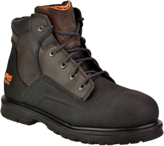 "Men's Timberland 6"" Steel Toe Work Boot 47003"