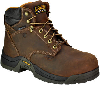 "Women's Carolina 6"" Composite Toe WP Work Boot CA1620"
