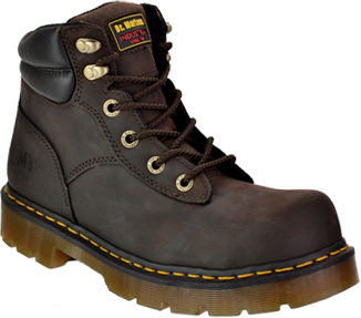 "Women's Dr. Martens 6"" Steel Toe Work Boot R14126202"