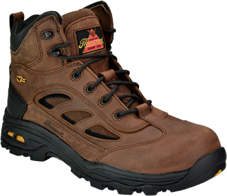 "Women's Thorogood 6"" Composite Toe Metal Free Hiker Work Boot 804-4082(Wide Only)"