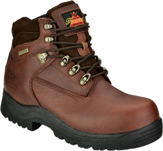 "Women's Thorogood 6"" Composite Toe WP Hiker Work Boot 804-4900(Wide Only)"