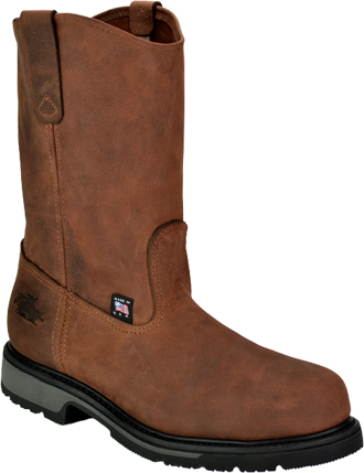 "Women's Thorogood 10"" Steel Toe Wellington Boot (U.S.A.) 804-4823(Wide Only)"