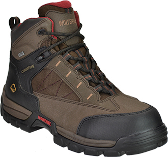 "Men's Wolverine 6"" Composite Toe WP Work Boot W02362"