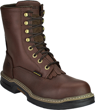 "Men's Wolverine 8"" Steel Toe WP Work Boot W04893"