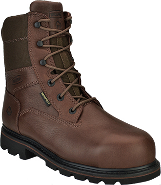 "Men's Wolverine 8"" Composite Toe WP/Insulated Hunting Boot W03513"